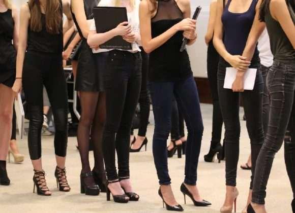 Casting per 6 modelle a Roma